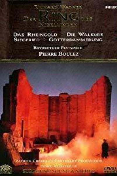 Caratula, cartel, poster o portada de Der Ring des Nibelungen