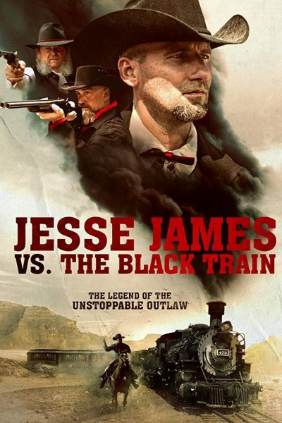 Caratula, cartel, poster o portada de Jesse James vs. The Black Train