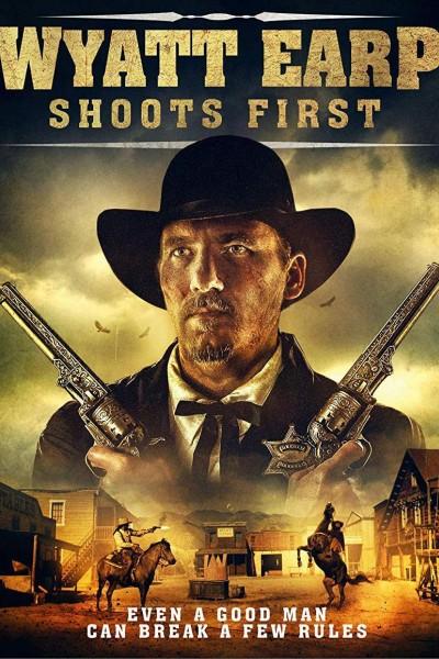 Caratula, cartel, poster o portada de Wyatt Earp Shoots First