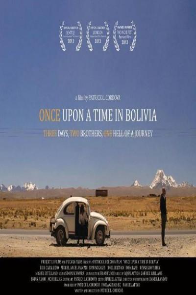 Caratula, cartel, poster o portada de Erase una vez en Bolivia