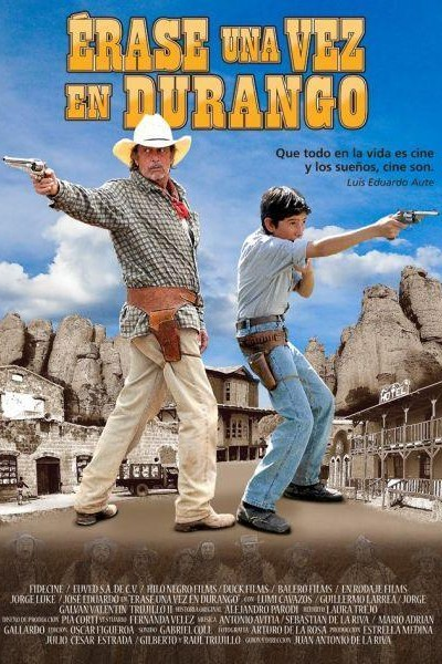 Caratula, cartel, poster o portada de Érase una vez en Durango