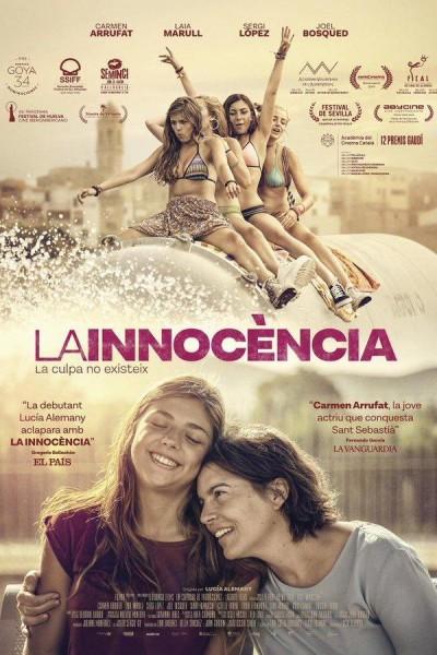 Caratula, cartel, poster o portada de La inocencia