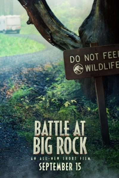 Caratula, cartel, poster o portada de Jurassic World: Battle at Big Rock