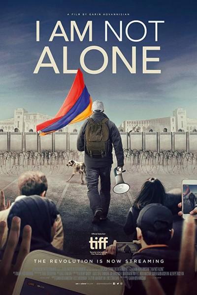 Caratula, cartel, poster o portada de I Am Not Alone