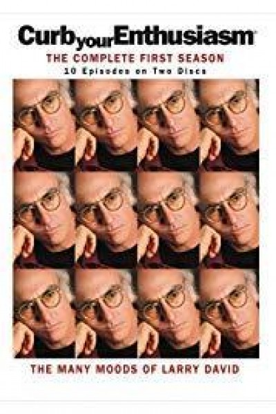 Caratula, cartel, poster o portada de Larry David: Curb Your Enthusiasm