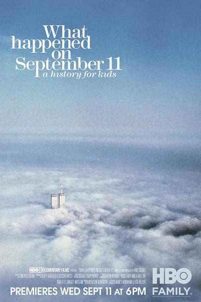 Caratula, cartel, poster o portada de Lo que ocurrió el 11 de septiembre