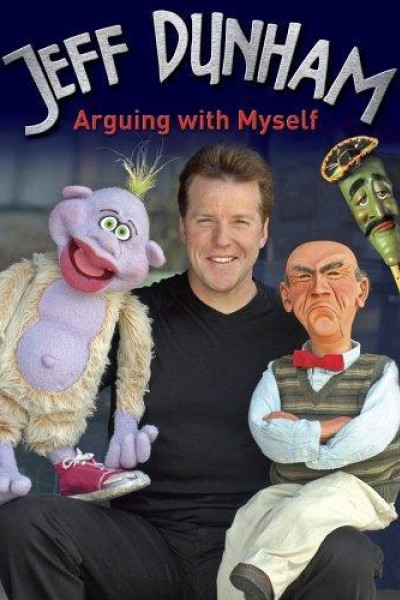 Caratula, cartel, poster o portada de Jeff Dunham: Arguing with Myself