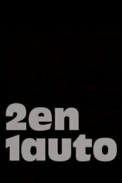 Caratula, cartel, poster o portada de 2 en 1 auto