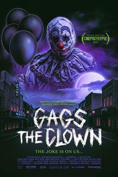 Caratula, cartel, poster o portada de Gags The Clown