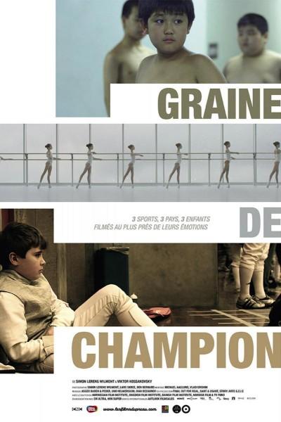 Caratula, cartel, poster o portada de Graine de Champion