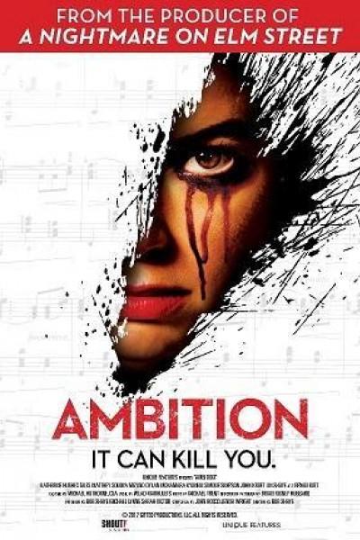 Caratula, cartel, poster o portada de Ambition