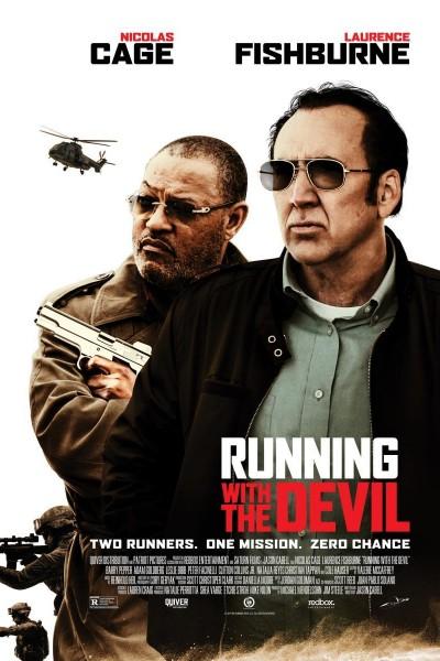 Caratula, cartel, poster o portada de Running with the Devil