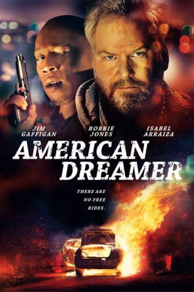Caratula, cartel, poster o portada de American Dreamer