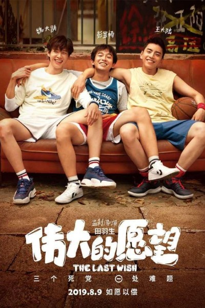 Caratula, cartel, poster o portada de Wei Da De Yuan Wang