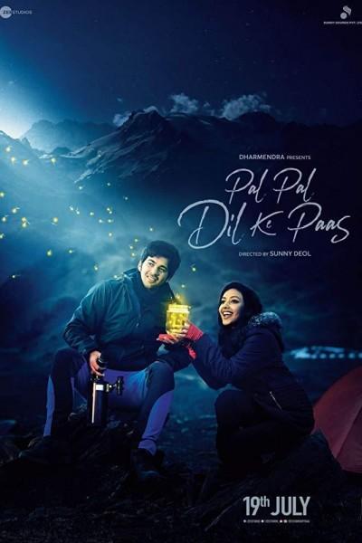 Caratula, cartel, poster o portada de Pal Pal Dil Ke Paas