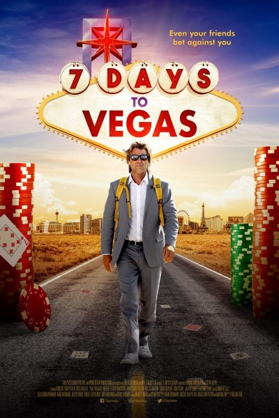 Caratula, cartel, poster o portada de 7 Days to Vegas