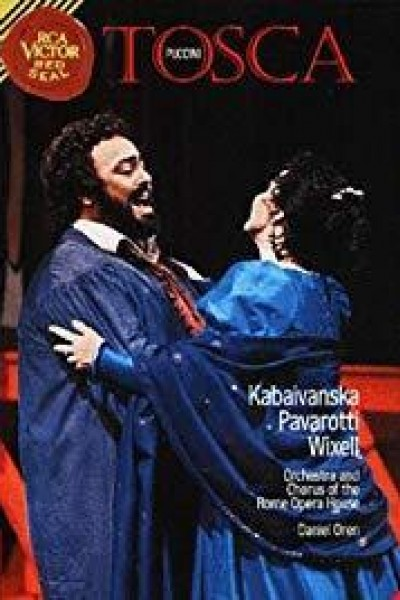 Caratula, cartel, poster o portada de Tosca