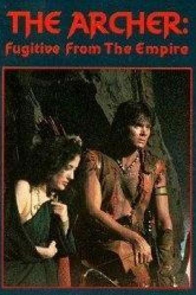 Caratula, cartel, poster o portada de El arquero de fuego