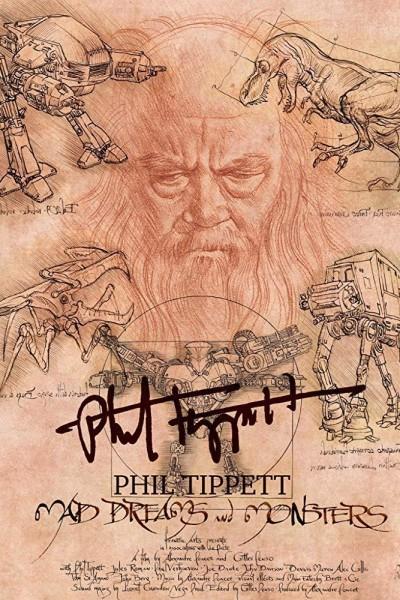 Caratula, cartel, poster o portada de Phil Tippett: Mad Dreams and Monsters