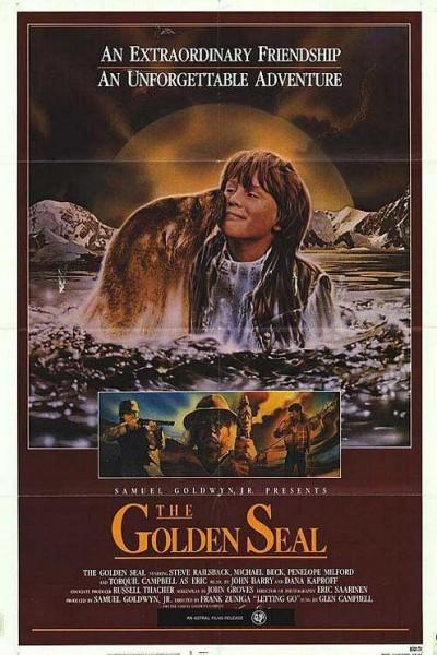 Caratula, cartel, poster o portada de La foca dorada