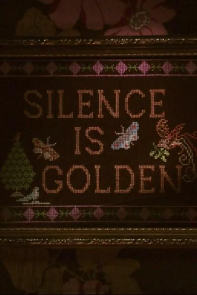 Caratula, cartel, poster o portada de Silence is Golden