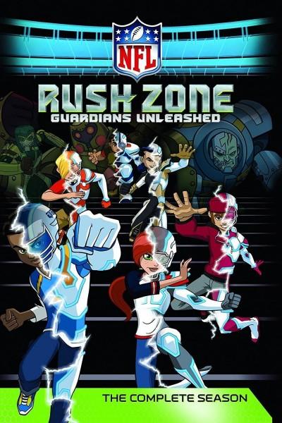 Caratula, cartel, poster o portada de NFL Rush Zone
