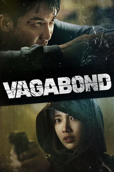 Caratula, cartel, poster o portada de Vagabond