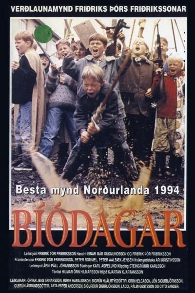 Caratula, cartel, poster o portada de Días de cine
