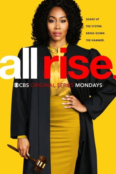 Caratula, cartel, poster o portada de All Rise
