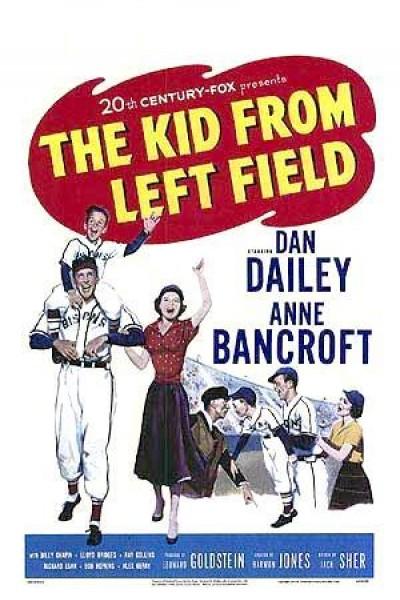 Caratula, cartel, poster o portada de The Kid from Left Field