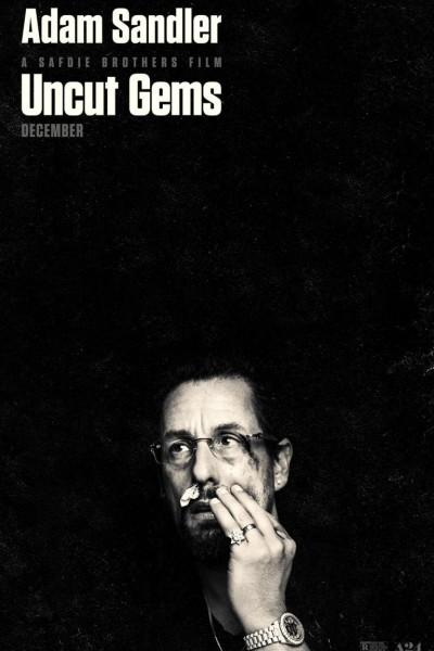 Caratula, cartel, poster o portada de Uncut Gems