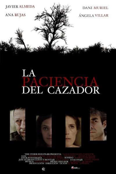 Caratula, cartel, poster o portada de La paciencia del cazador
