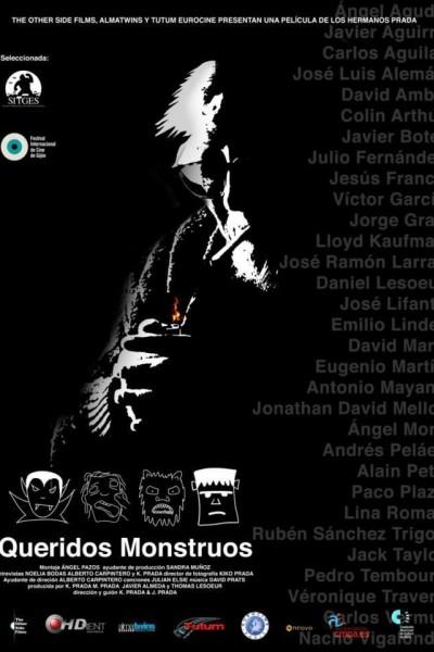 Caratula, cartel, poster o portada de Queridos monstruos