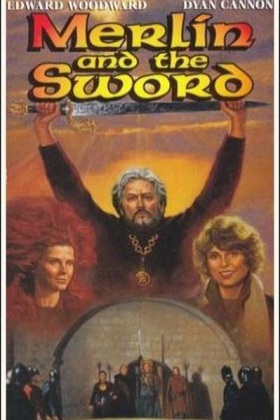Caratula, cartel, poster o portada de Merlín y la espada