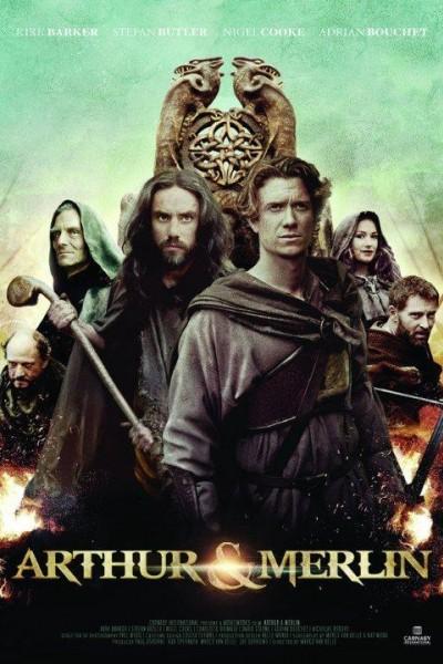 Caratula, cartel, poster o portada de Arthur & Merlin