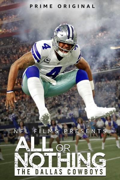 Caratula, cartel, poster o portada de All or Nothing: The Dallas Cowboys
