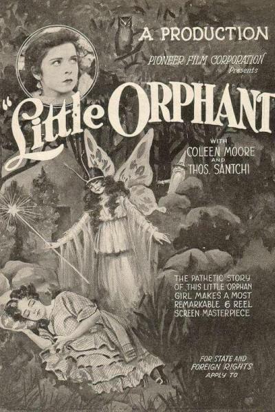 Caratula, cartel, poster o portada de Little Orphan Annie