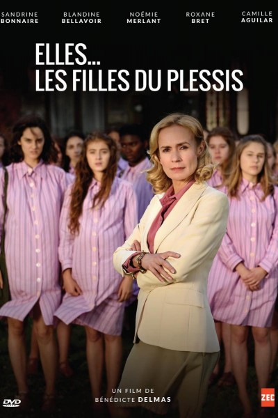 Caratula, cartel, poster o portada de Elles... Les filles du Plessis