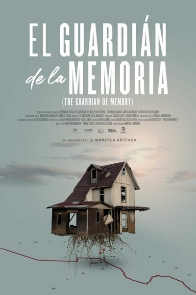 Caratula, cartel, poster o portada de El guardián de la memoria