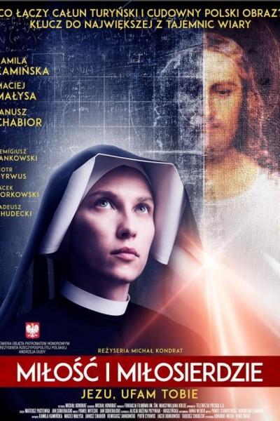 Caratula, cartel, poster o portada de La Divina Misericordia