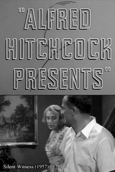Caratula, cartel, poster o portada de Alfred Hitchcock presenta: Testigo silencioso