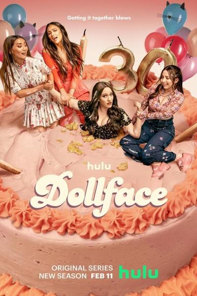 Caratula, cartel, poster o portada de Dollface