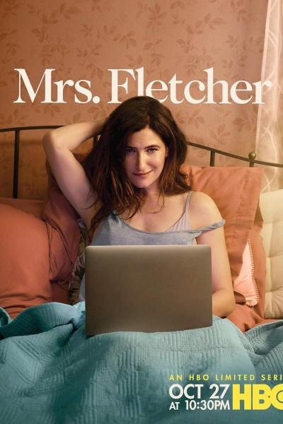 Caratula, cartel, poster o portada de La señora Fletcher
