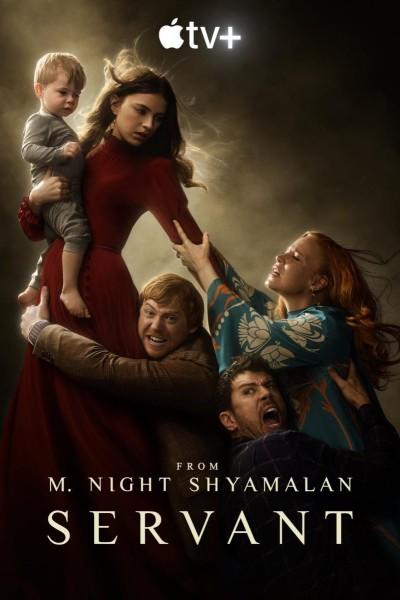 Caratula, cartel, poster o portada de Servant