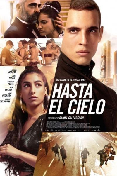 Caratula, cartel, poster o portada de Hasta el cielo