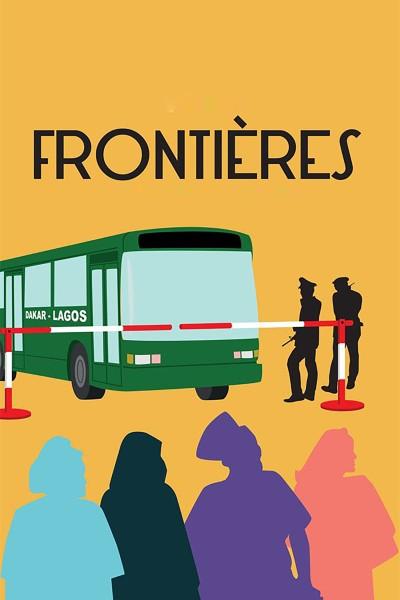 Caratula, cartel, poster o portada de Frontières