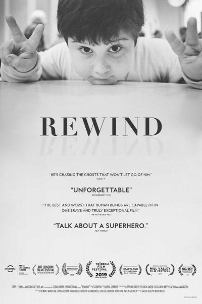 Caratula, cartel, poster o portada de Rewind