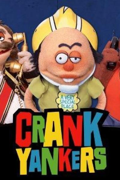 Caratula, cartel, poster o portada de Crank Yankers