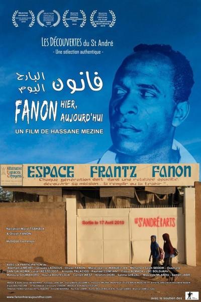 Caratula, cartel, poster o portada de Fanon hier, aujourd'hui
