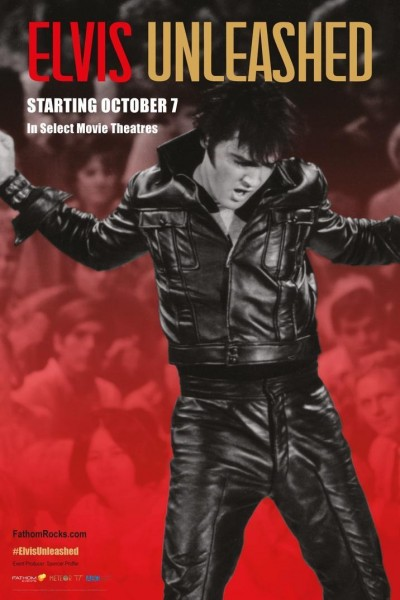 Caratula, cartel, poster o portada de Elvis Unleashed